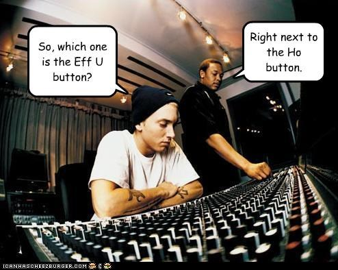 How Eminem Really Mixes His Songs