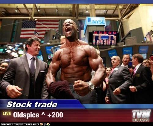 Stock trade - Oldspice ^ +200