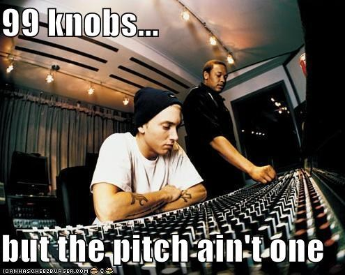 Got Studio Problems? I Feel Bad For You Son...