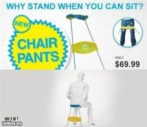 Chair Pants WIN