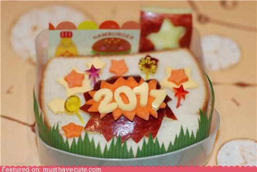 Epicute: New Year Bento