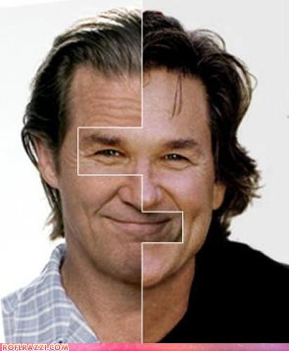 Kurt Russell And Jeff Bridges Are One