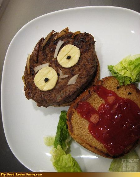 Stewie Griffin Burger