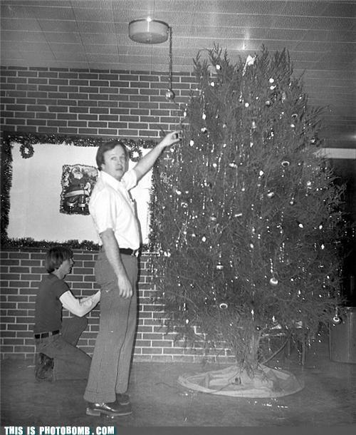 holidays,implied fisting,photobomb,unfortunate,vintage