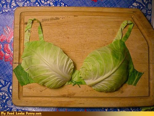 Cabbage Bra