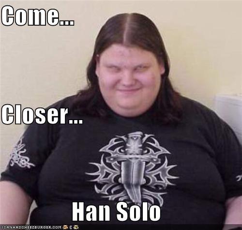 cutting,Han Solo,jabba,star wars