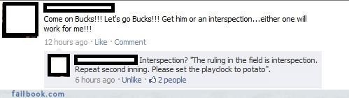 Interspection on the Play