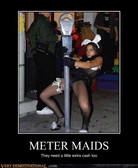 METER MAIDS