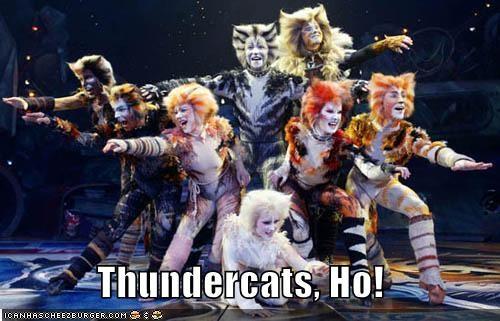 broadway,funny,musical,thundercats