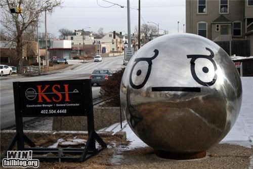Hacked IRL: Sphere of Disapproval