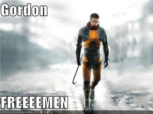 Gordon  FREEEEMEN