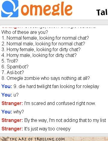 creepy,Omegle,roleplay,scared,twilight,vampires