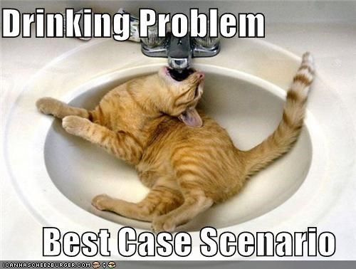 Drinking Problem  Best Case Scenario