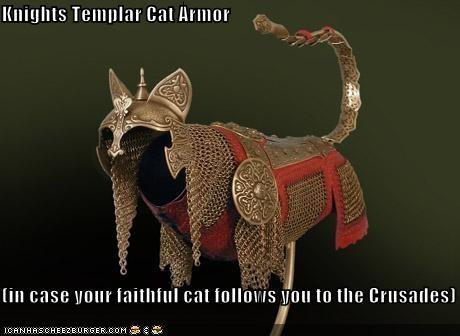 Gatto Templare