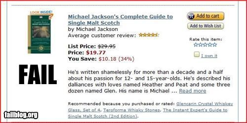 Book Description fail
