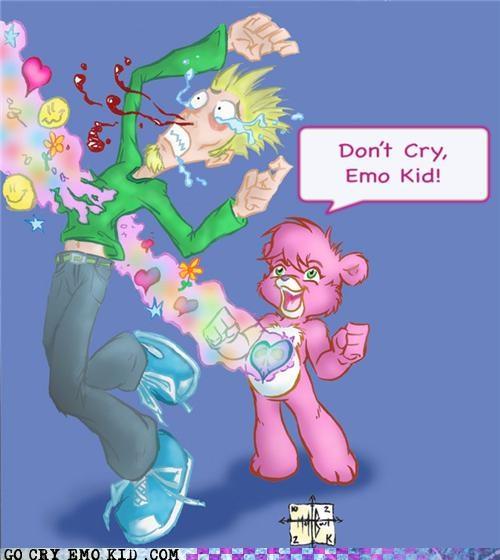 care bear,case,doctor,emo,heart