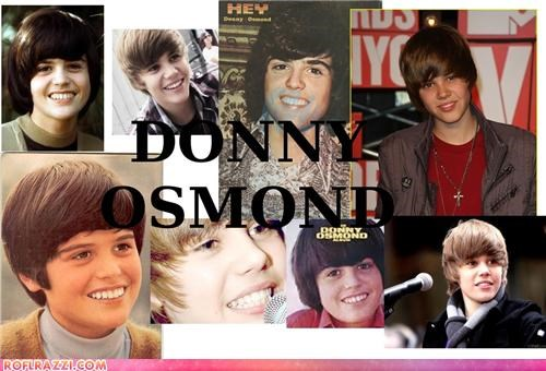 Donny Osmond: The Original Justin Bieber