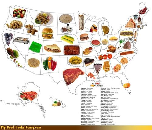 map,states,united states