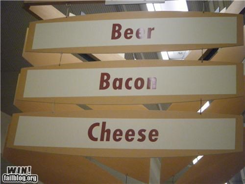 bacon,grocery store,manly