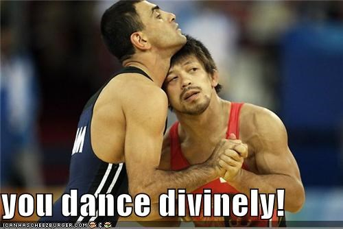 you dance divinely!