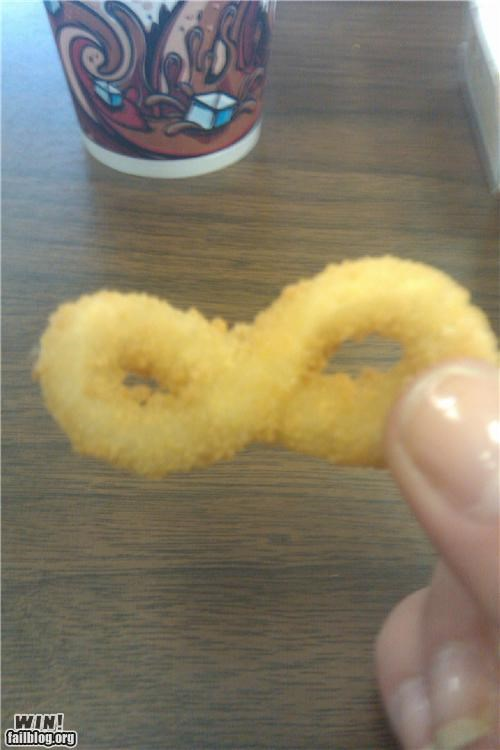 Infinite Onion Ring WIN
