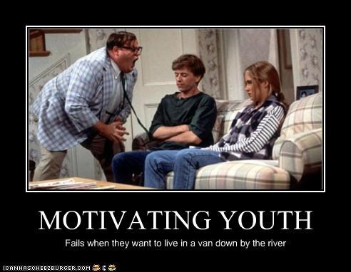 actor,celeb,chris farley,christina applegate,david spade,demotivational,funny