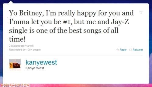 Did Kanye Finally Develop A Sense Of Humor?!