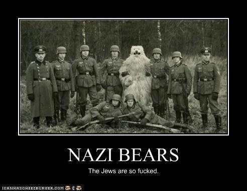 NAZI BEARS