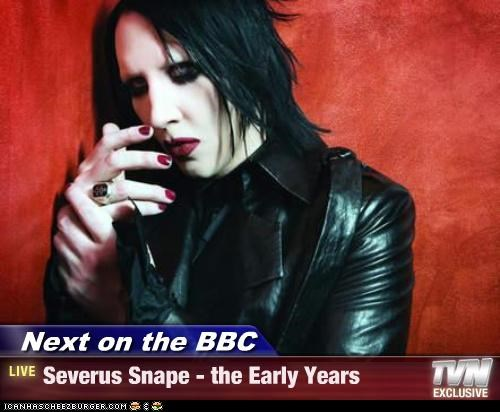 Severus Snape - The Early Years