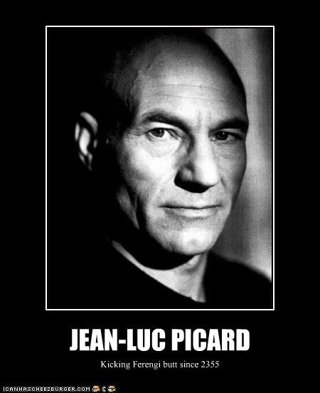 actor,celeb,demotivational,funny,patrick stewart,sci fi,Star Trek