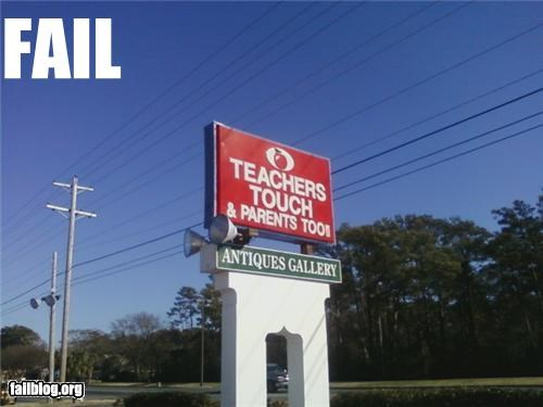 School Supply Store Name Fail