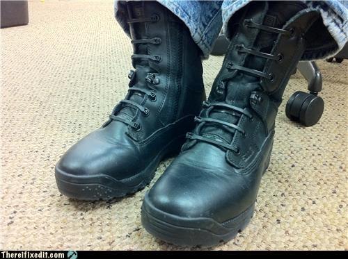 Zippy Boots
