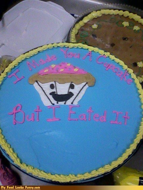 cookies,cupcake,frosting,lol