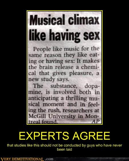 climax,experts,news clipping,orgasm