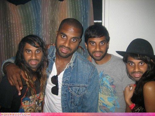 Nightmare Fodder: Aziz Ansari