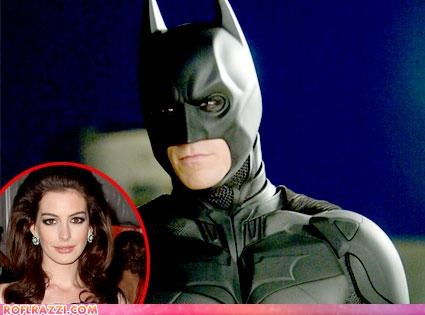 Confirmed: Anne Hathaway Is Cat Woman