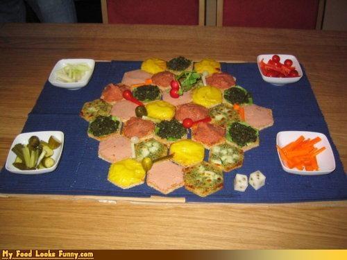 board game,edible,game,settlers of catan,snacks