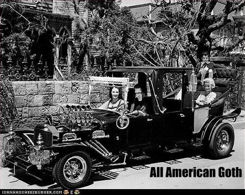 funny,retro,The Munsters,TV