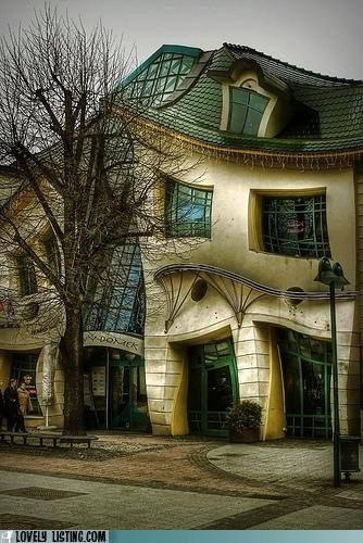 cartoons,crooked,not from a listing,poland,sopot