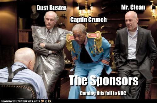 The Sponsors: This Fall On NBC