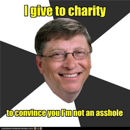 Advice Bill Gates