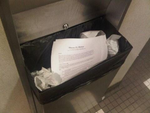 application,filing,resume,trash