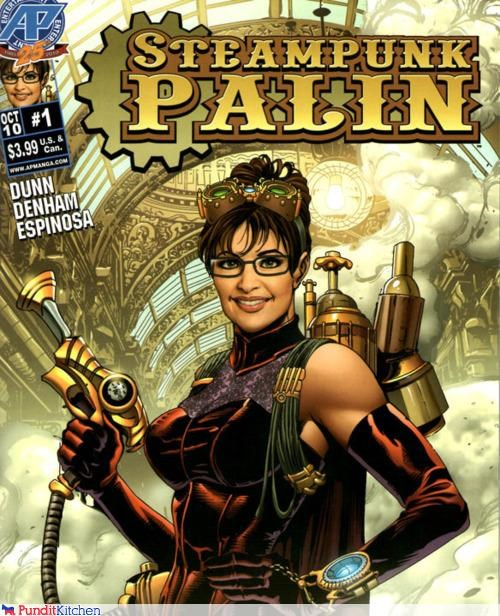Steampunk Palin