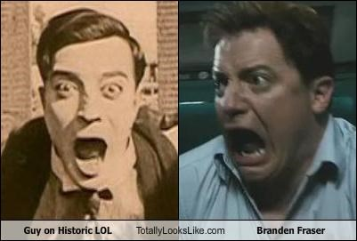 Guy on Historic LOL Totally Looks Like Branden Fraser