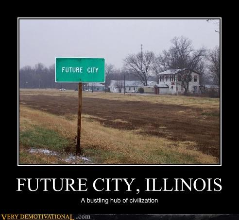 FUTURE CITY, ILLINOIS