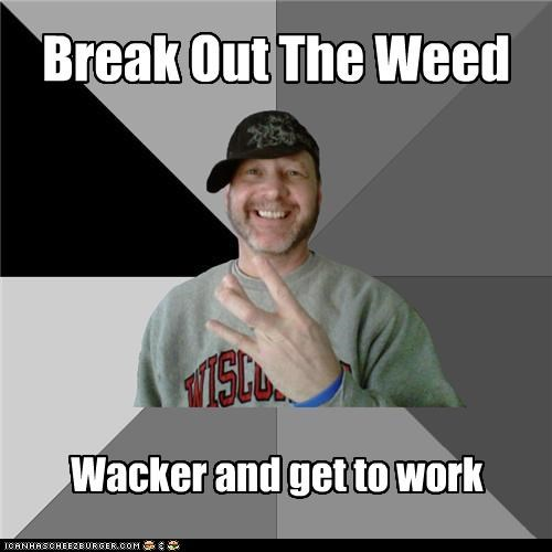 Break Out the Weed