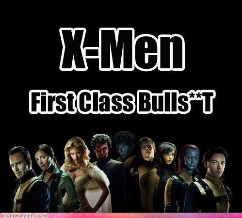 Save Your Money: X-Men: First Class Is For Twilight Fans