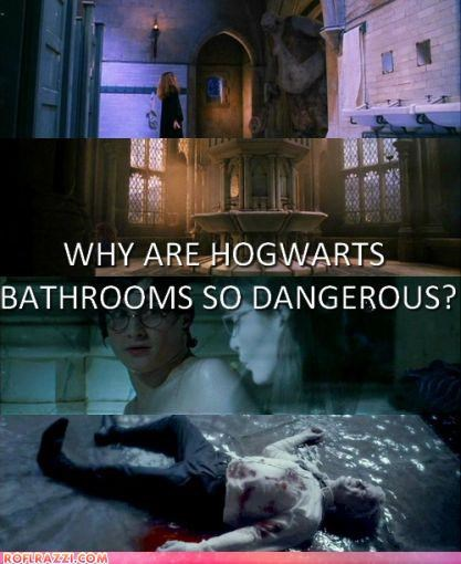 Bathrooms: Why U So Dangerous?!