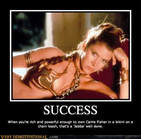 Jabba the Hut,star wars,success