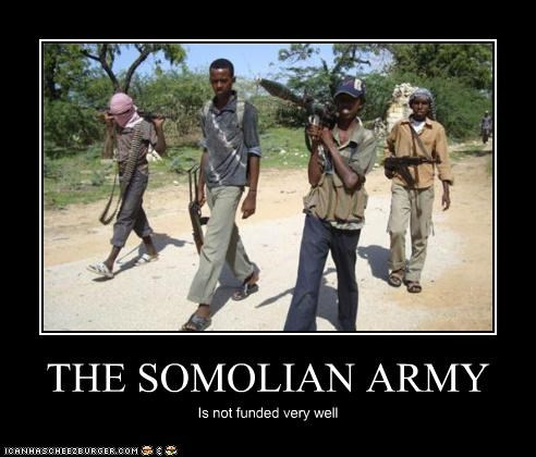 THE SOMOLIAN ARMY